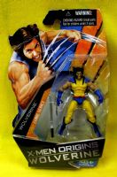 X-Men Origins Wolverine: Wolverine Comic Series